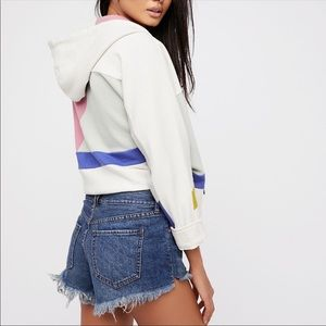 💙 Free People We The Free Denim Cut Off Shorts 💙